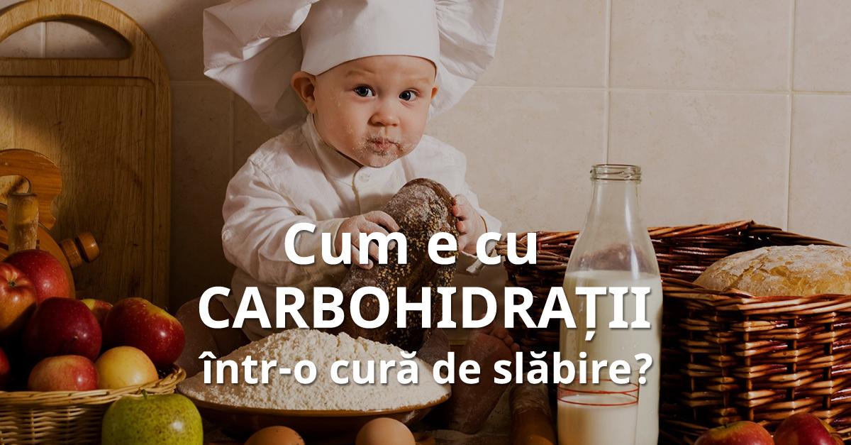 Cum E Cu Carbohidrații într-o Cură De Slăbire?
