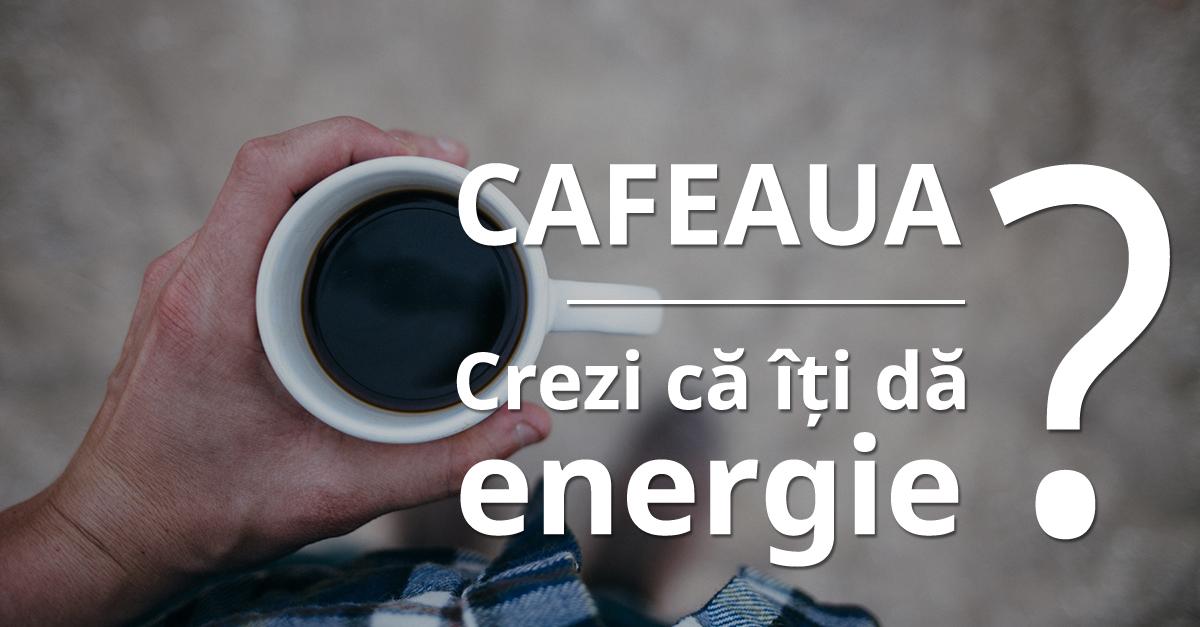 Cafeaua, Crezi Că îți Dă Energie?