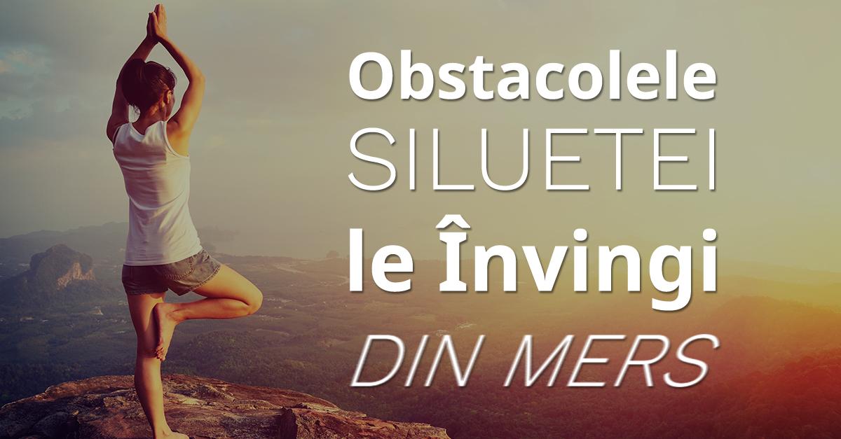 5 Obstacolele Siluetei Le Invingi Din Mers