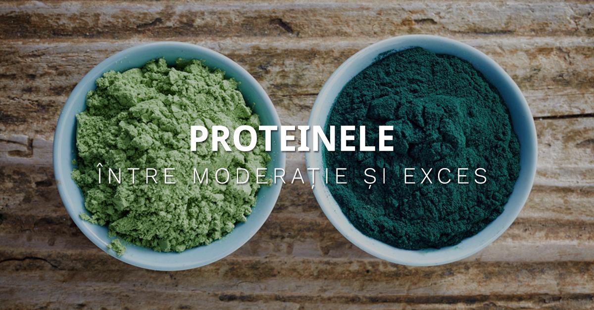 Proteinele, Între Moderație și Exces