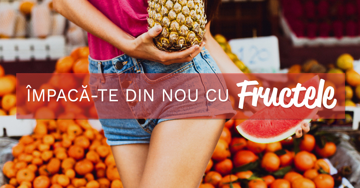 Împacă Te Din Nou Cu Fructele