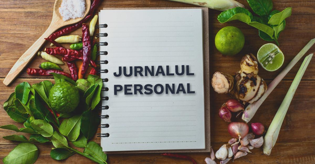 7 Jurnalul Personal
