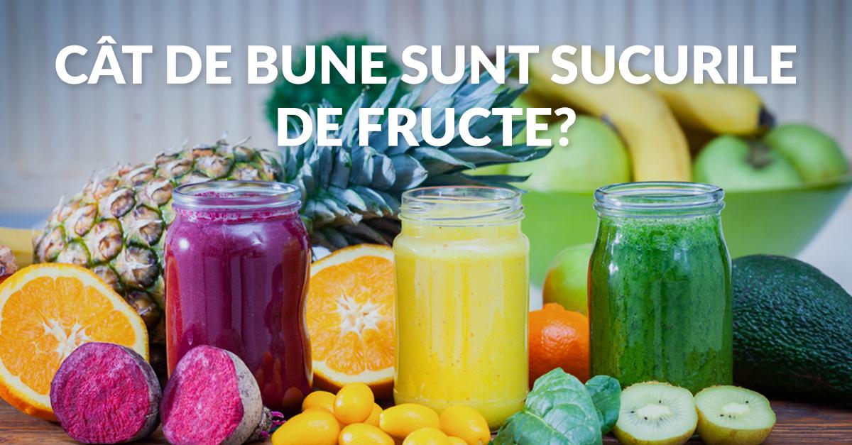 Cât De Bune Sunt Sucurile De Fructe?
