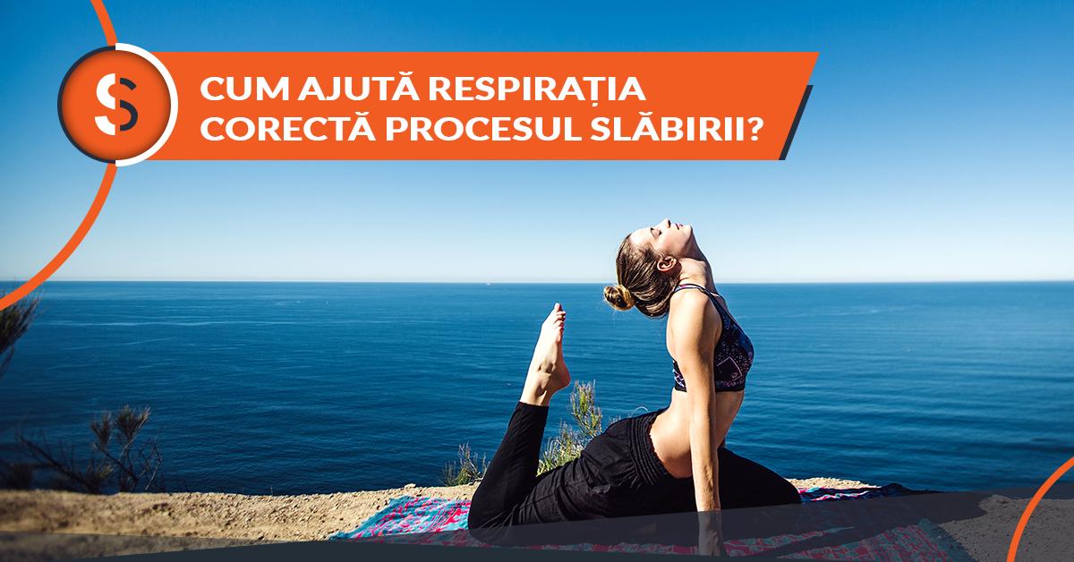 Cum Ajută Respiraţia Corectă Procesul Slăbirii?